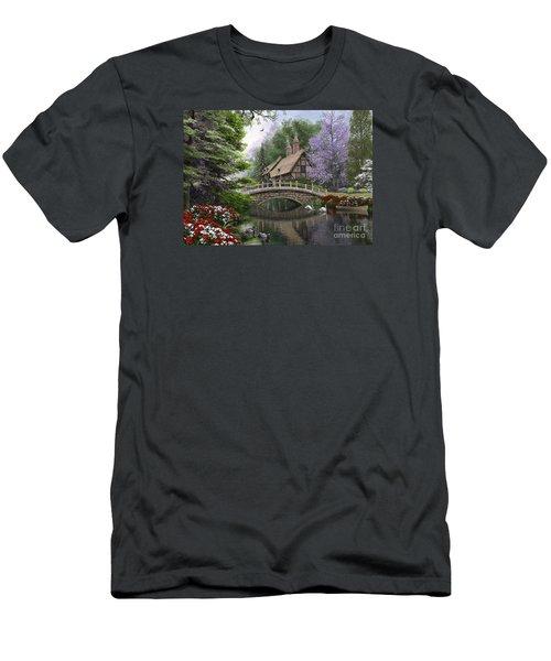 River Cottage Men's T-Shirt (Athletic Fit)