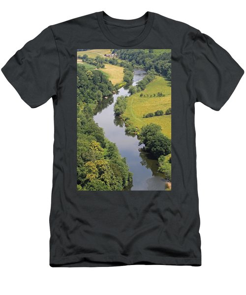 River Wye Men's T-Shirt (Athletic Fit)
