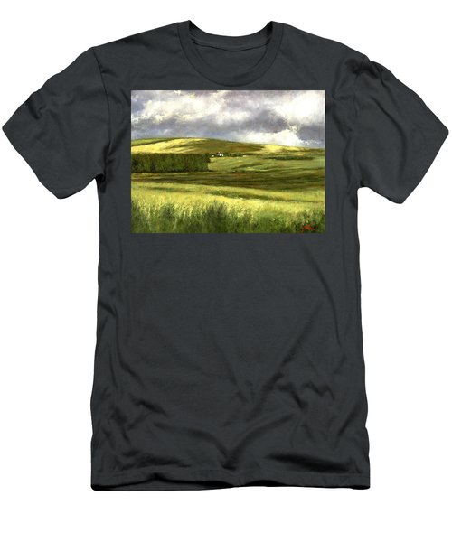 Road To Ardara Men's T-Shirt (Athletic Fit)
