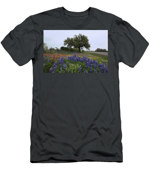 Roadside Splendor Men's T-Shirt (Athletic Fit)