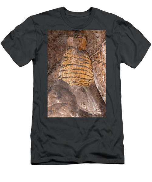 Rock Of Ages Carlsbad Caverns National Park Men's T-Shirt (Athletic Fit)