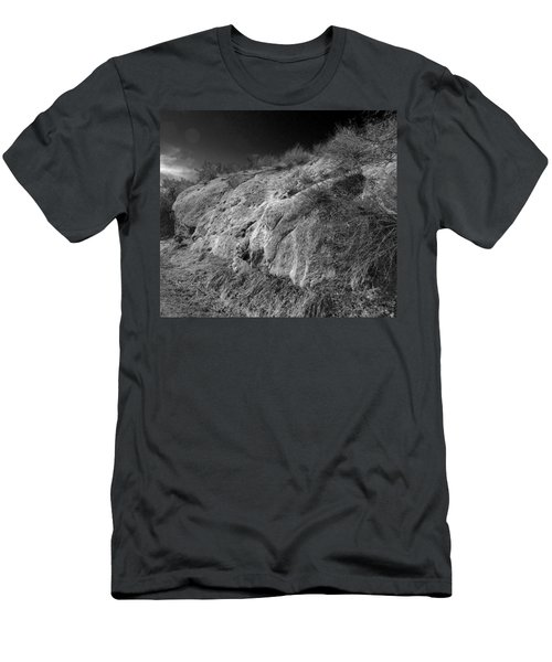 Rocky Face And Sky Men's T-Shirt (Athletic Fit)