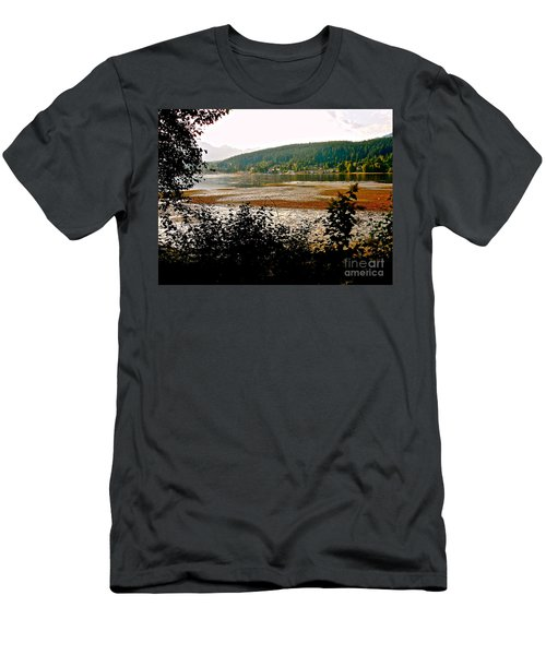Rocky Point Port Moody Men's T-Shirt (Athletic Fit)