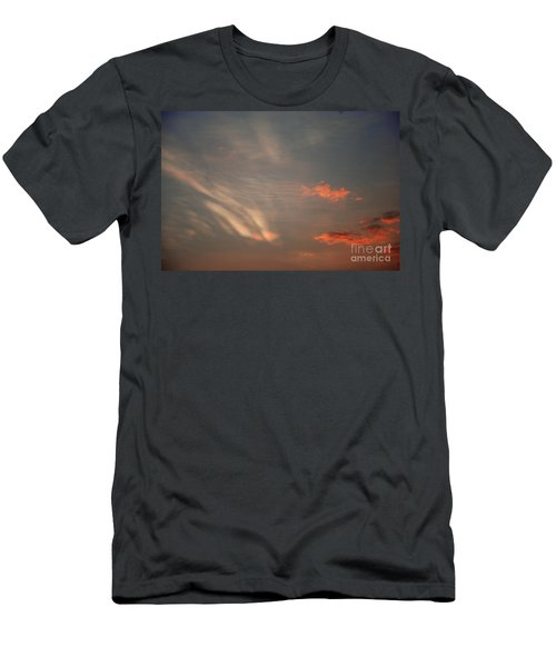 Romantic Sky Men's T-Shirt (Athletic Fit)