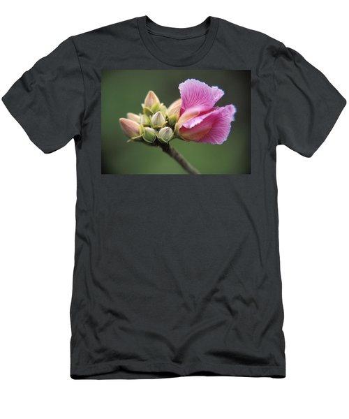 Rosa De Cerrado Men's T-Shirt (Athletic Fit)