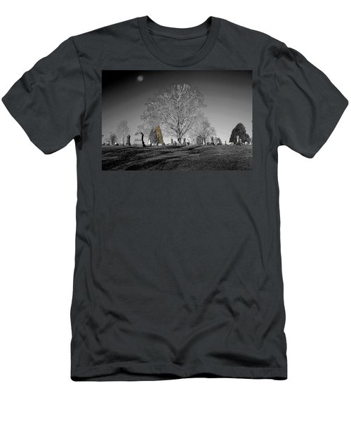 Roseville Cemetary Men's T-Shirt (Athletic Fit)