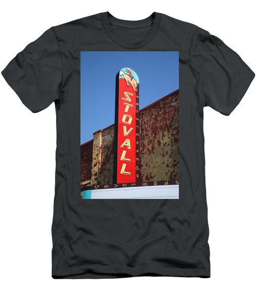 Route 66 - Stovall Theater Men's T-Shirt (Athletic Fit)