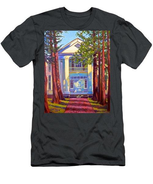 Rowan Oak Men's T-Shirt (Slim Fit) by Jeanette Jarmon