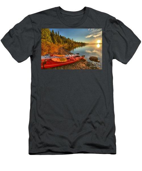 Royale Sunrise Men's T-Shirt (Athletic Fit)
