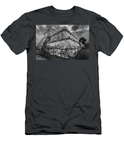 Ruin At Tulum Men's T-Shirt (Athletic Fit)
