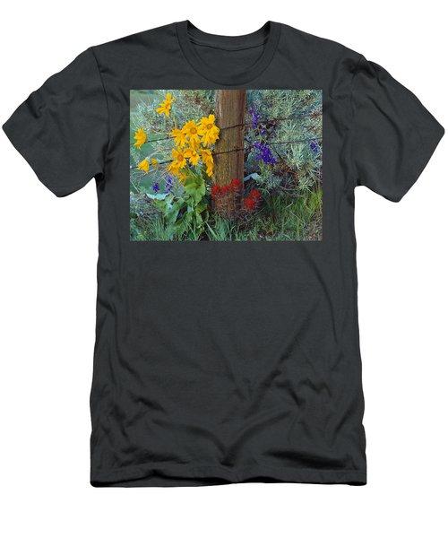 Rural Spring Men's T-Shirt (Athletic Fit)