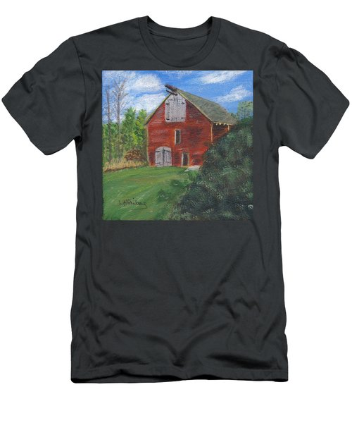 Ruth's Barn Men's T-Shirt (Athletic Fit)