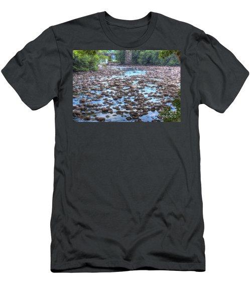 Sacandaga River Men's T-Shirt (Athletic Fit)