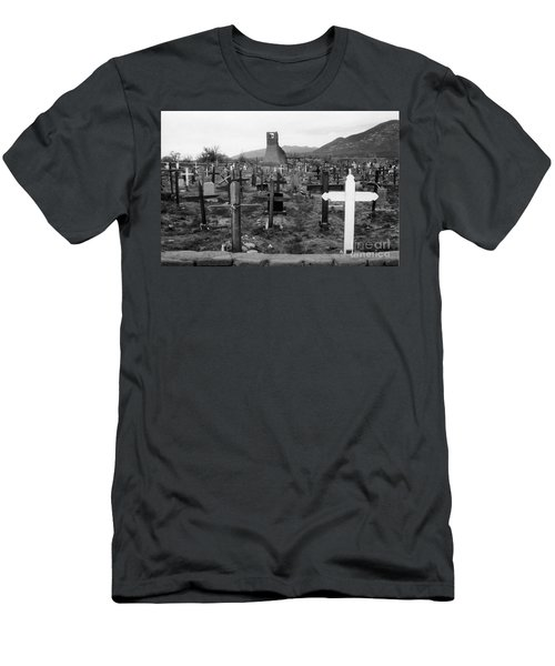 Sacred Places Men's T-Shirt (Athletic Fit)