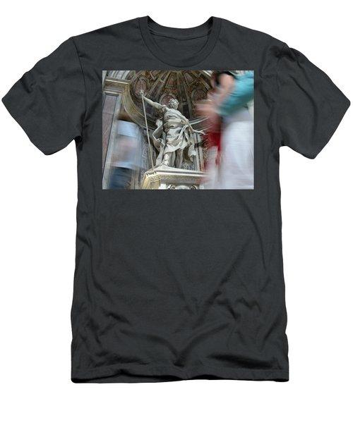 Saint Peters Traffic Men's T-Shirt (Athletic Fit)