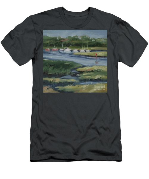 Salt Marsh Men's T-Shirt (Athletic Fit)