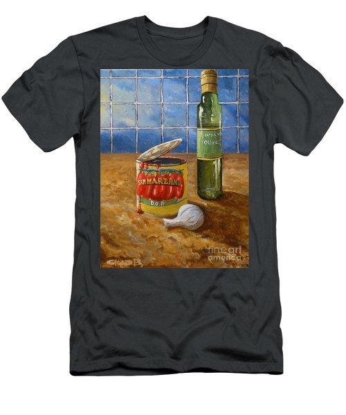 San Marzano Men's T-Shirt (Athletic Fit)
