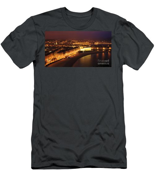 Men's T-Shirt (Slim Fit) featuring the photograph San Sebastian 25 by Mariusz Czajkowski