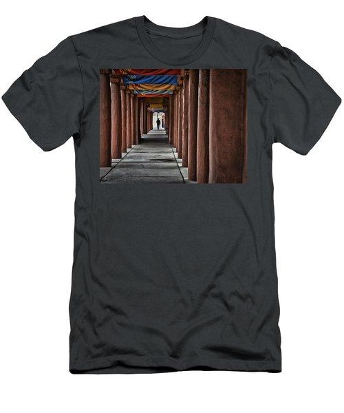 Santa Fe Nm 4 Men's T-Shirt (Athletic Fit)