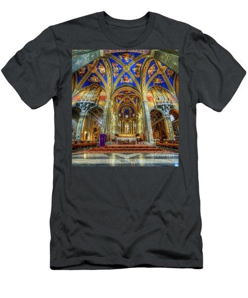 Santa Maria Sopra Minerva 2.0 Men's T-Shirt (Athletic Fit)
