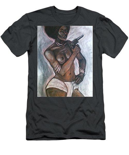 Sapphire Men's T-Shirt (Athletic Fit)