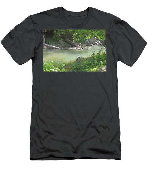 Saturday Afternoon Men's T-Shirt (Athletic Fit)