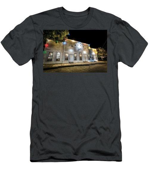 Saturday Night At Gruene Hall Men's T-Shirt (Athletic Fit)