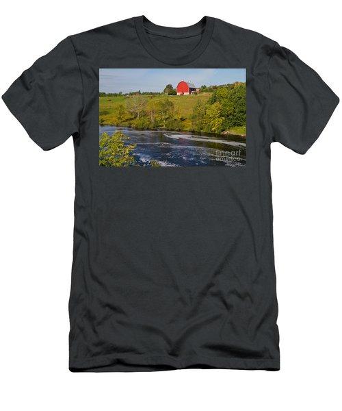 Midwest Farm Men's T-Shirt (Athletic Fit)