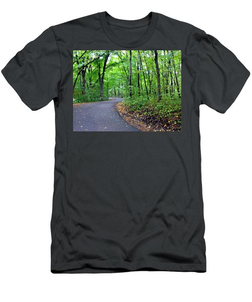 Scenic Minnesota 12 Men's T-Shirt (Athletic Fit)