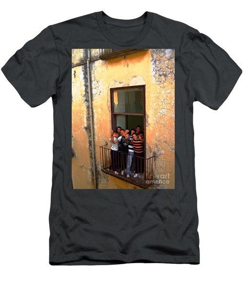 Schools Out Men's T-Shirt (Athletic Fit)