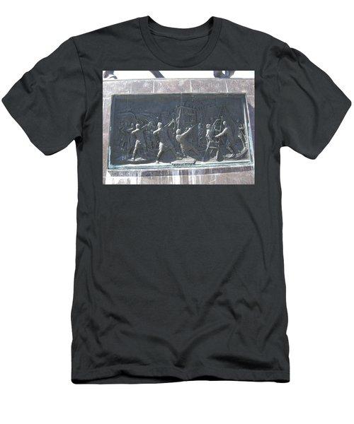 Sculpture Men's T-Shirt (Athletic Fit)