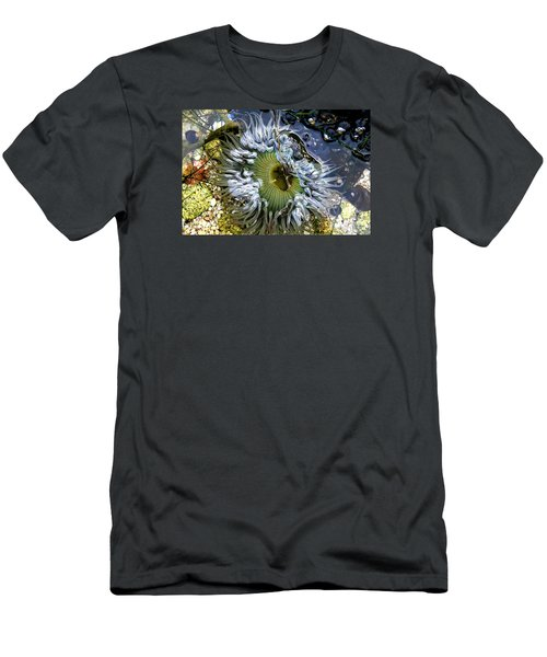 Sea Anemone Men's T-Shirt (Athletic Fit)