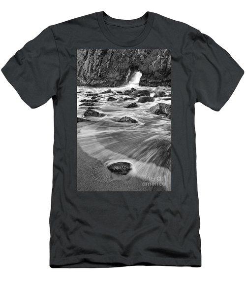 Sea Fan Men's T-Shirt (Athletic Fit)