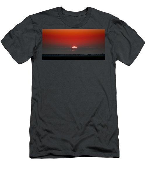 September Sky Men's T-Shirt (Athletic Fit)