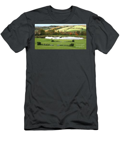 Serenity Hill Men's T-Shirt (Athletic Fit)