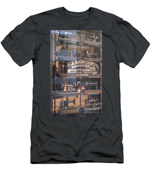 Sew What Men's T-Shirt (Athletic Fit)