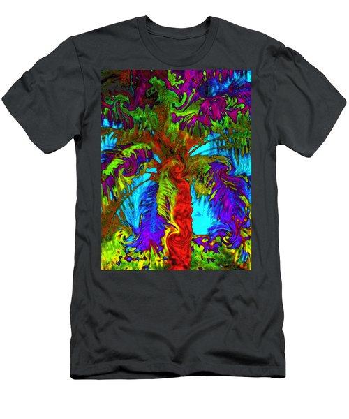 Shade Trees On Venus Men's T-Shirt (Athletic Fit)