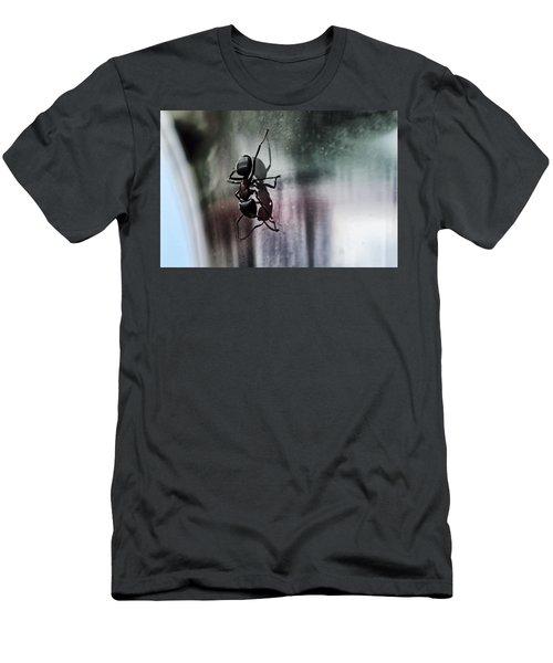 Shadow Dancing Men's T-Shirt (Athletic Fit)