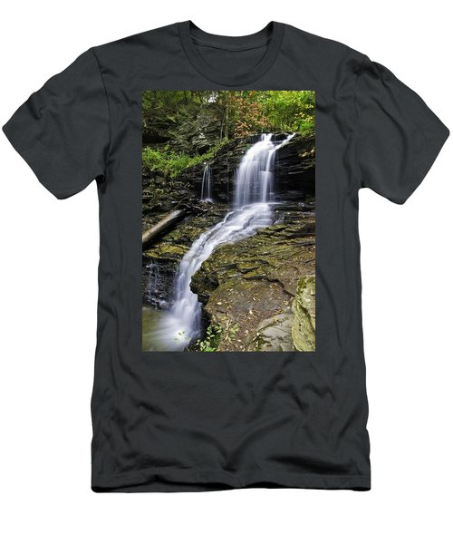 Shawnee Falls Men's T-Shirt (Athletic Fit)