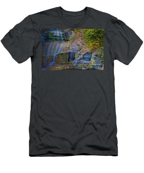 She-qua-ga Men's T-Shirt (Athletic Fit)