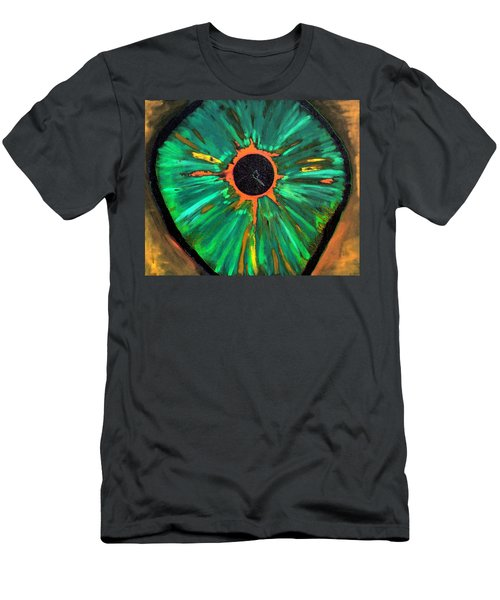 She Sees The Truth Men's T-Shirt (Athletic Fit)