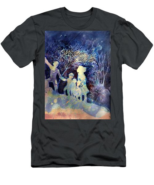 Shelter From The Storm Men's T-Shirt (Athletic Fit)
