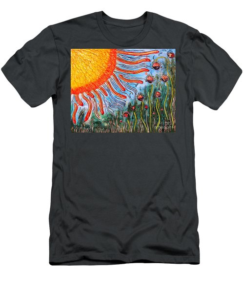 Shine On Me.. Men's T-Shirt (Athletic Fit)