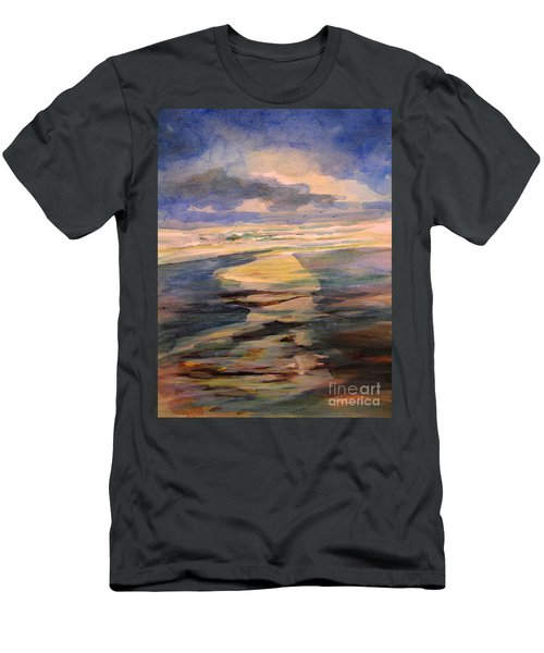 Shoreline Sunrise 11-9-14 Men's T-Shirt (Athletic Fit)