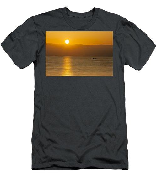 Sicilian Dawn Men's T-Shirt (Athletic Fit)
