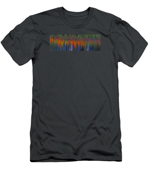 Men's T-Shirt (Slim Fit) featuring the photograph Sierra Serenity  by Duncan Selby