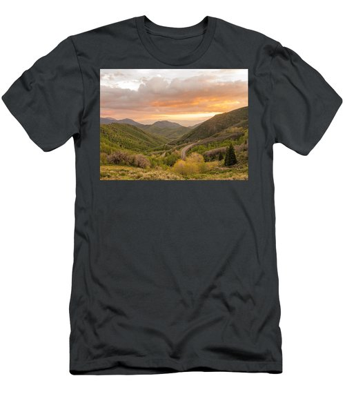 Silence Is Golden Men's T-Shirt (Athletic Fit)