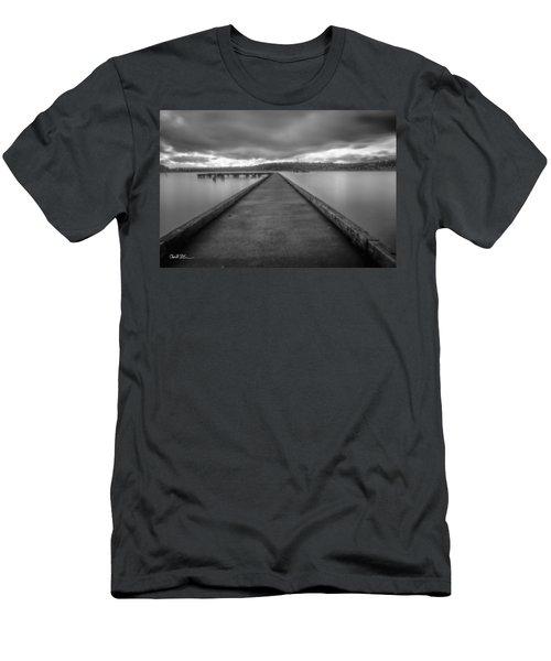 Silent Dock Men's T-Shirt (Athletic Fit)