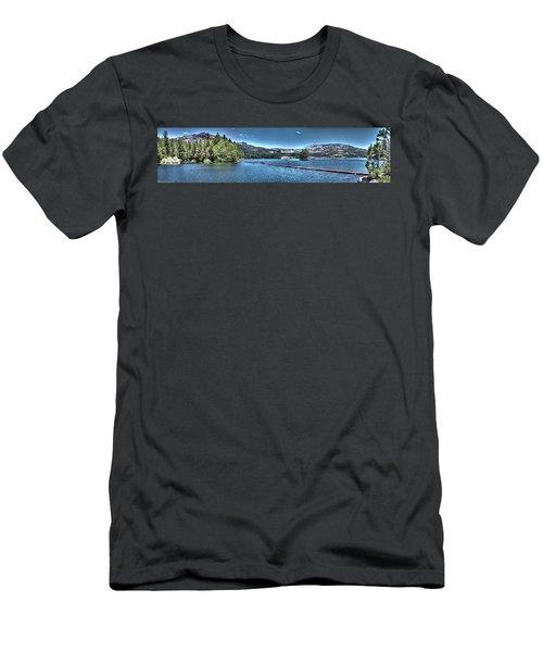 Silver Lake Men's T-Shirt (Athletic Fit)