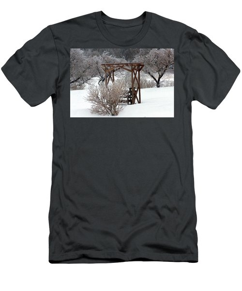 Silver Thaw Men's T-Shirt (Athletic Fit)